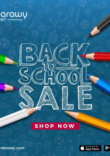 Egypt - Cairo Ordarawy Market offers in D4D Online. Back To School Sale. . Until Stock Last