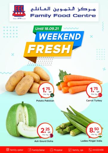 Qatar - Doha Family Food Centre offers in D4D Online. Weekend Fresh. . Till 18th September