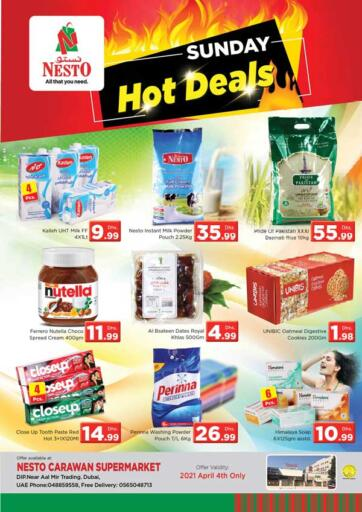 UAE - Dubai Nesto Hypermarket offers in D4D Online. DIP - Dubai. . Only On 04th April