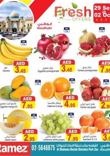 UAE - Sharjah / Ajman Aswaq Ramez offers in D4D Online. Fresh Offers. . Till 2nd October