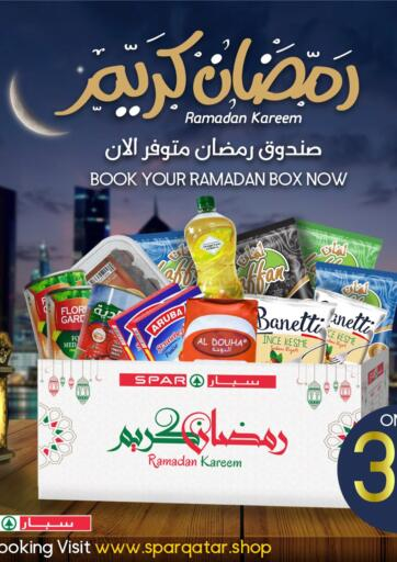 Qatar - Al Khor SPAR offers in D4D Online. Book Your Ramadan Boxes Now. Book Your Ramadan Boxes Now Offers Are Available At SPAR. Get Your Favourite Products at Exclusive Prices. Offers  Are Valid  Until Stock Last  .. Grab It Now! Enjoy Shopping!!!. Until Stock Last