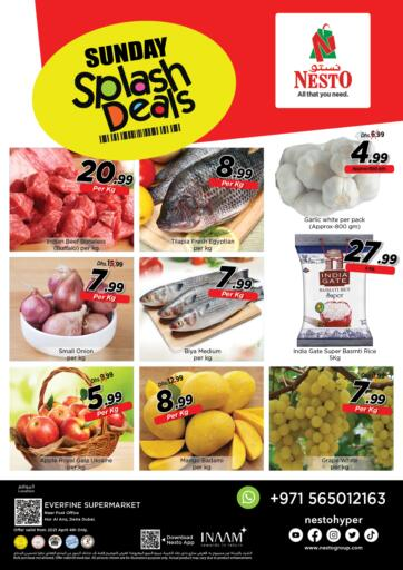 UAE - Dubai Nesto Hypermarket offers in D4D Online. Hor Al Anz - Dubai. . Only On 04th April