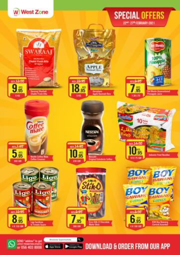 UAE - Abu Dhabi West Zone Supermarket offers in D4D Online. Special Offers. . Till 27th February