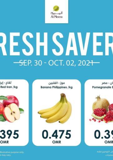 Oman - Muscat Al Meera  offers in D4D Online. Fresh Savers. . Till 2nd October