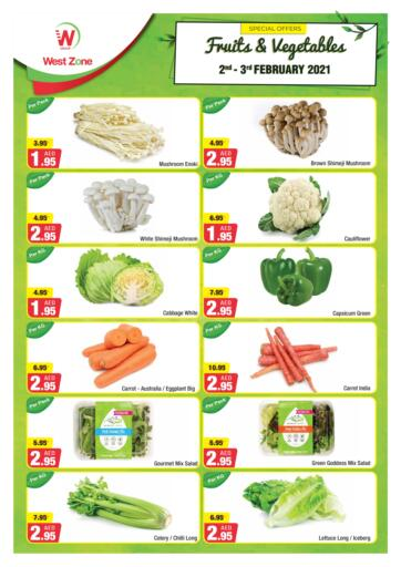 UAE - Abu Dhabi West Zone Supermarket offers in D4D Online. Special Offer. . Till 3rd February