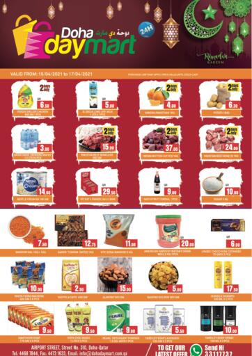 Qatar - Doha Doha Daymart offers in D4D Online. Ramadan Offers. . Till 17th April