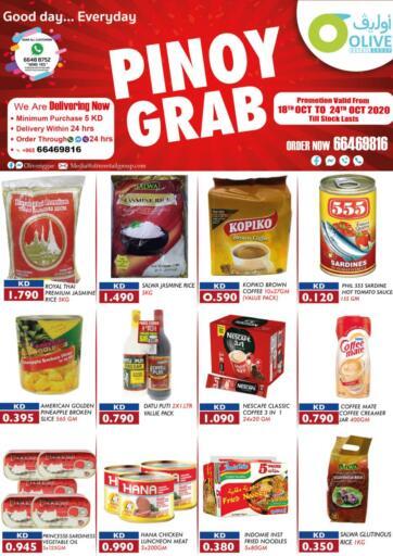 Kuwait Olive Hyper Market offers in D4D Online. Pinoy Grab. . Till 24th October