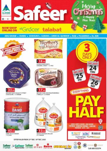 UAE - Ras al Khaimah Safeer Hyper Markets offers in D4D Online. Merry Christmas & Happy New Year. . Till 30th December