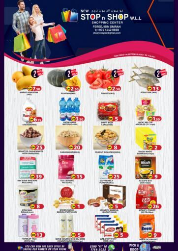 Qatar - Doha New Stop n Shop @Fereej Bin Omran offers in D4D Online. Special Offer. . Till 14th August
