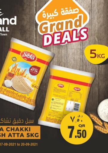 Qatar - Al-Shahaniya Grand Hypermarket offers in D4D Online. Grand Deals. . Till 20th September