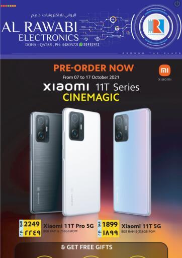 Qatar - Doha Al Rawabi Electronics offers in D4D Online. Pre-Order Now. . Till 17th October