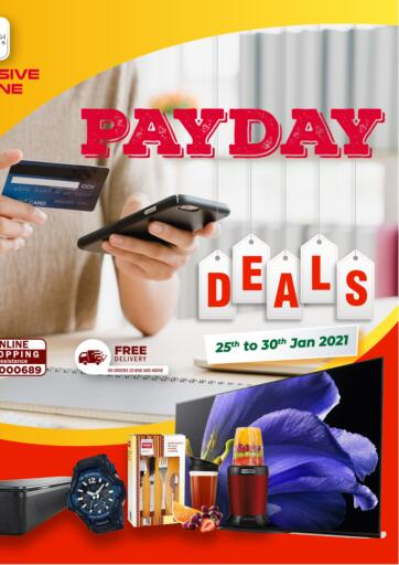 Bahrain Ashrafs offers in D4D Online. Pay Day Deals. Pay Day Deals @ ASHRAFS !  Amazing deals on Electronics, Mobiles, Appliances and Personal Gadgets! Offer Valid Until 30th January!! Enjoy Shopping!. Till 30th January