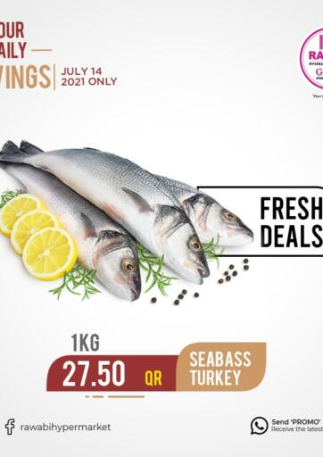 Qatar - Al-Shahaniya Rawabi Hypermarkets offers in D4D Online. Your Daily Savings. . Only On 14th July