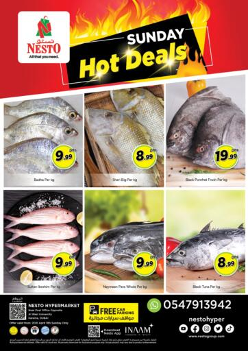 UAE - Dubai Nesto Hypermarket offers in D4D Online. Karama 2, Dubai. . Only On 11th April