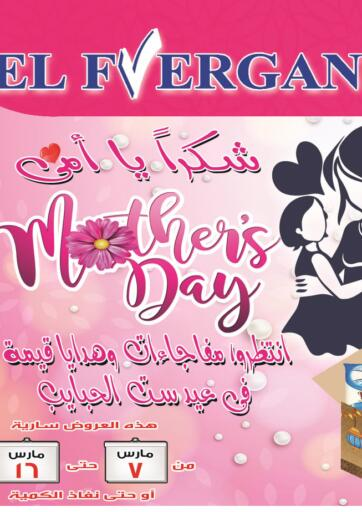 Egypt - Cairo El Fergany Hyper Market   offers in D4D Online. Mother's Day Offers. . Until Stock Last
