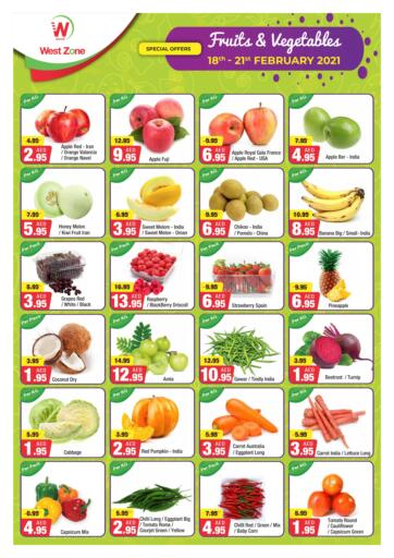 UAE - Abu Dhabi West Zone Supermarket offers in D4D Online. Special Offers. . Till 21st February