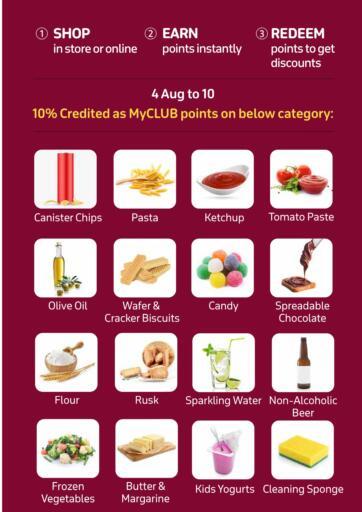 Qatar - Al Khor Carrefour offers in D4D Online. My Club. . Till 10th August