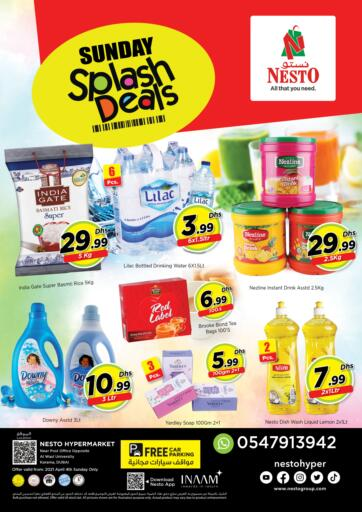UAE - Dubai Nesto Hypermarket offers in D4D Online. Karama 2, Dubai. Get Great Offers On Your Favorite Products At Exciting Offers. Visit Your Nearest Store Before 04th April 2021.  Enjoy Shopping!!!. Only On 04th April