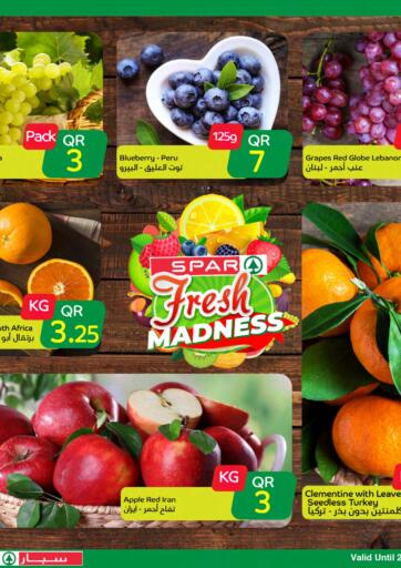 Qatar - Al Khor SPAR offers in D4D Online. Fresh Madness. Fresh Madness Offers Are Available At SPAR. Get Your Favourite Products at Exclusive Prices. Offers  Are Valid  Till  3rd March.. Grab It Now! Enjoy Shopping!!!. Till 3rd March