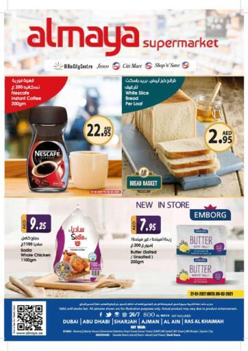 UAE - Dubai Al Maya Supermarkets & Hypermarkets offers in D4D Online. Special Offers. . Till 9th February