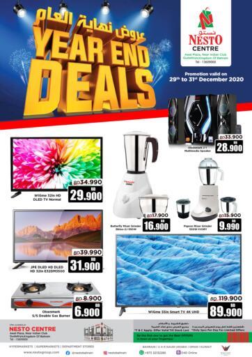 Bahrain NESTO  offers in D4D Online. Year End Deals. . Till 31st December