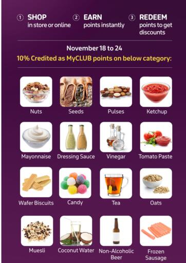 Qatar - Al Shamal Carrefour offers in D4D Online. My Club Offer. My Club Offer  Are Available At Carrefour.  Offers Are Valid Till 24th November. Hurry Up! Enjoy Shopping!!!!. Till 24th November