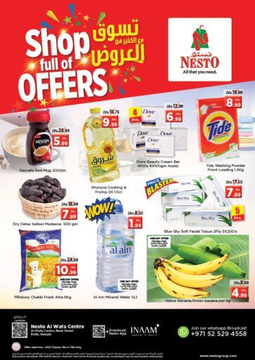 UAE - Fujairah Nesto Hypermarket offers in D4D Online. Rolla, Sharjah. . Till 13th October