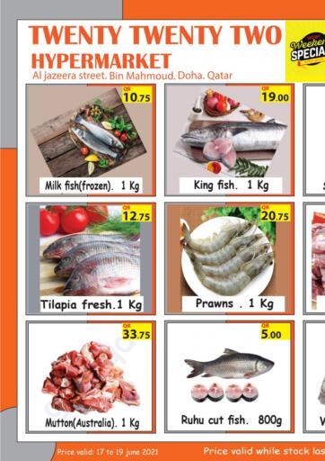 Qatar - Al-Shahaniya Twenty TwentyTwo offers in D4D Online. Special Offers. . Till 19th June
