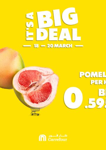 Bahrain Carrefour offers in D4D Online. It's A Big Deal. . Till 20th March