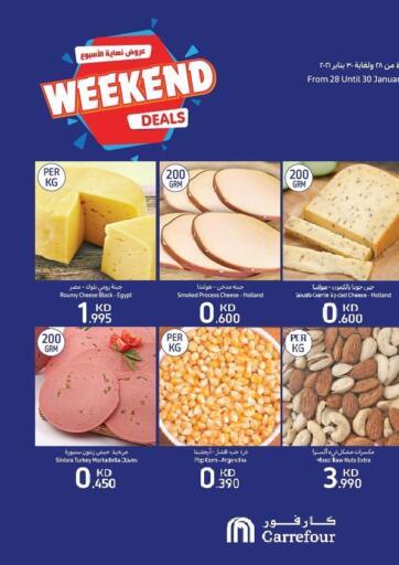 Kuwait Carrefour offers in D4D Online. Weekend Deals. . Till 30th January