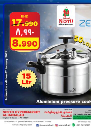 Bahrain NESTO  offers in D4D Online. One Day Offer. . Only On 6th January