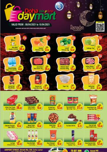 Qatar - Doha Doha Daymart offers in D4D Online. Special Offer. Special Offers Are Available At Doha Daymart. Offers Are valid Till 10th April. Enjoy Shopping!. Till 10th April