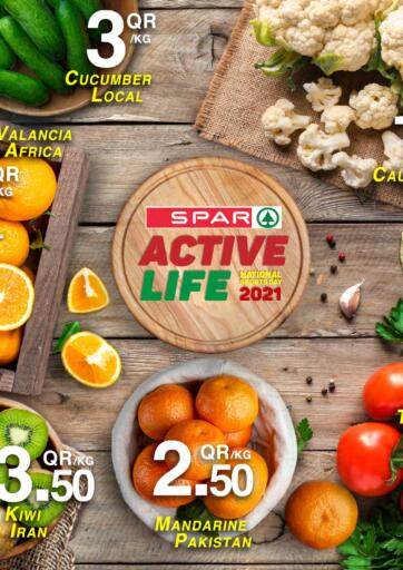 Qatar - Al Khor SPAR offers in D4D Online. SPAR Active Live!. SPAR Active Live! Offers Are Available At SPAR. Get Your Favourite Products at Exclusive Prices. Offers  Are Valid    Until Stock Last.. Grab It Now! Enjoy Shopping!!!. Until Stock Last