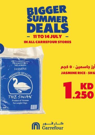 Kuwait Carrefour offers in D4D Online. Bigger Summer Deals. . Till 14th July