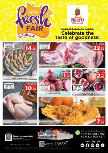 UAE - Dubai Nesto Hypermarket offers in D4D Online. Umm Al Quwain. . Till 15th September