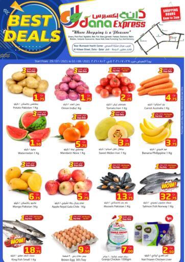 Qatar - Al Daayen Dana Express offers in D4D Online. Best Deals. . Till 2nd August