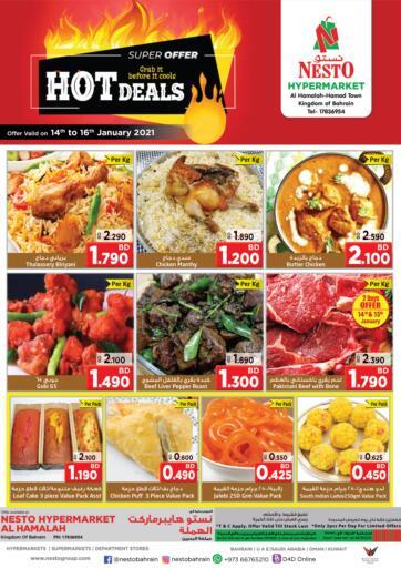 Bahrain NESTO  offers in D4D Online. Hot Deals. . Till 16th January