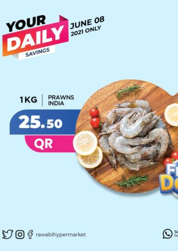 Qatar - Al-Shahaniya Rawabi Hypermarkets offers in D4D Online. Your Daily Savings. . Only On 08th June