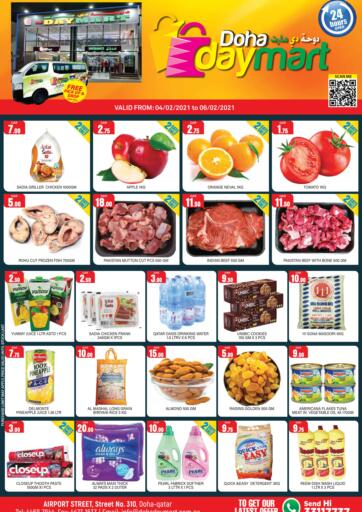 Qatar - Doha Doha Daymart offers in D4D Online. Best Offers. . Till 6th February