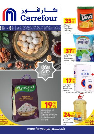 Qatar - Al Wakra Carrefour offers in D4D Online. Special Offer. Special  Offers Are Available At Carrefour.  Offers Are Valid till 6th April  .Hurry Up! Enjoy Shopping!!!!. Till 6th April