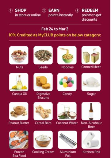 Qatar - Al Wakra Carrefour offers in D4D Online. My Club Offer. My Club Offer Offer Are Available At Carrefour.  Offers Are Valid Till 2nd March .Hurry Up! Enjoy Shopping!!!!. Till 2nd March