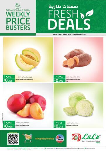 Bahrain LuLu Hypermarket offers in D4D Online. Fresh Deals. . Till 11th September