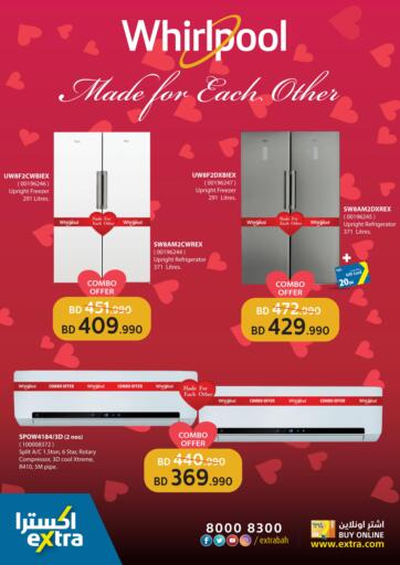 Bahrain eXtra offers in D4D Online. Whirlpool Promo. . Till 14th February