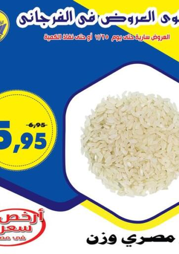 Egypt - Cairo El Fergany Hyper Market   offers in D4D Online. Special Offer. . Till 25th July