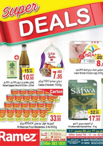 UAE - Ras al Khaimah Aswaq Ramez offers in D4D Online. Super Deals. Super Deals At Aswaq Ramez, Offers Going On For Groceries, Home Needs, Fresh Foods, Electronics & Many More. Grab Your Favorites At Low Price.  Offer Valid Till 22nd December. Happy Shopping!!!. Till 22nd December
