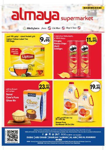 UAE - Abu Dhabi Al Maya Supermarkets & Hypermarkets offers in D4D Online. Weekly Offers. . Till 26th January