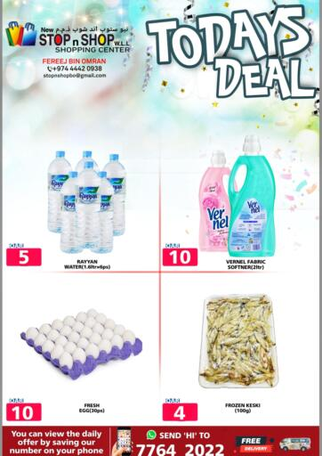 Qatar - Al Rayyan New Stop n Shop @Fereej Bin Omran offers in D4D Online. Today Deals. . Only on 28th February