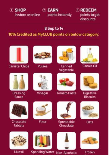 Qatar - Al Khor Carrefour offers in D4D Online. My Club Offer. . Till 14th September
