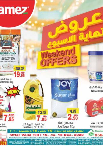 UAE - Ras al Khaimah Aswaq Ramez offers in D4D Online. Weekend Offers. Weekend Offers At Aswaq Ramez, Offers Going On For Fresh Foods, Groceries, Gadgets, Home needs, Electronics, etc. Grab Your Favorites At Low Price.  Offer Valid Till 15th December. Happy Shopping!!!. Till 15th December