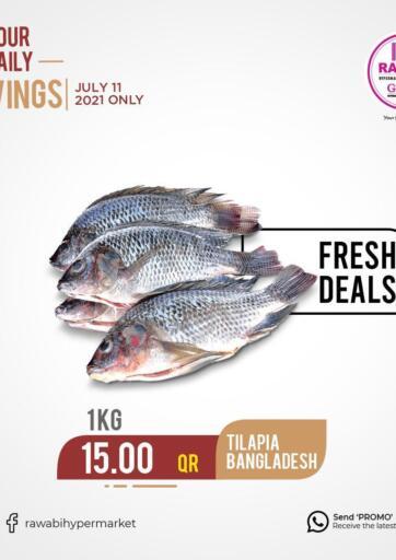 Qatar - Al-Shahaniya Rawabi Hypermarkets offers in D4D Online. Fresh Deals. . Only On11th July